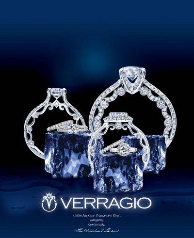 Barry Verragio Engagement Rings