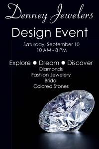 Denney Jewelers Design Event 2011