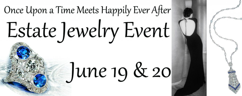 Estate Jewelry Event at Denney Jewelers