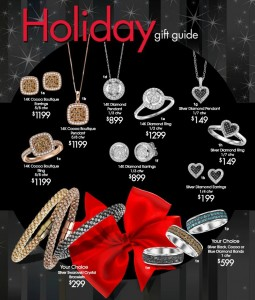 Denney Jewelers Holiday Gift Guide 2012