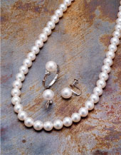 About Pearls Care