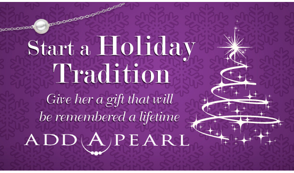 Add-A-Pearl Holiday 2013