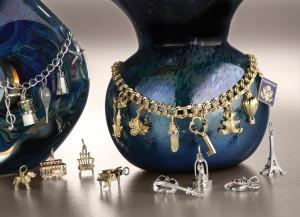 Rembrandt Charms Vase